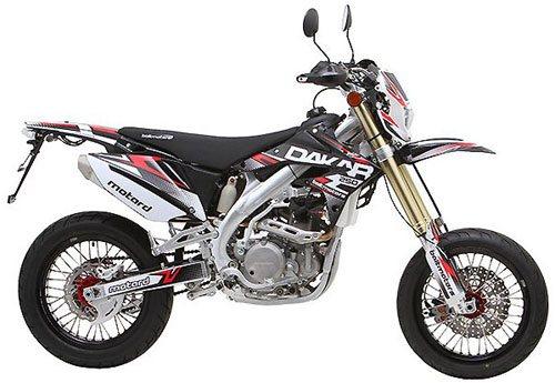 Мотоцикл Dakar 250 M (Motard) вид с правой стороны