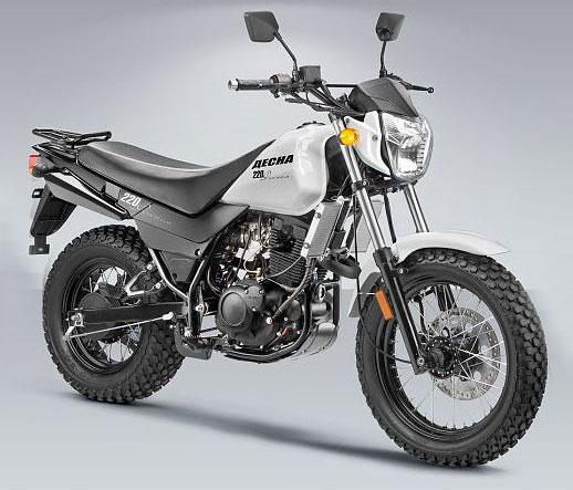 Мотоцикл Десна 200 Фантом