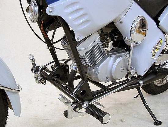 Двигатель минимотоцикла ИЖ Корнет