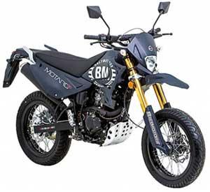 Motard 200 DD