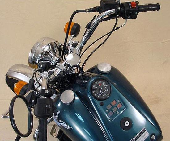 Панель приборов мотоцикла ИЖ Юнкер