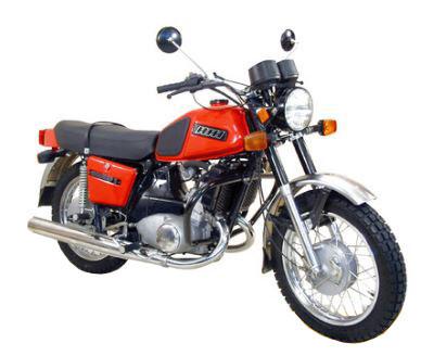 Мотоцикл ИЖ Юпитер-5 с водяным охлаждением